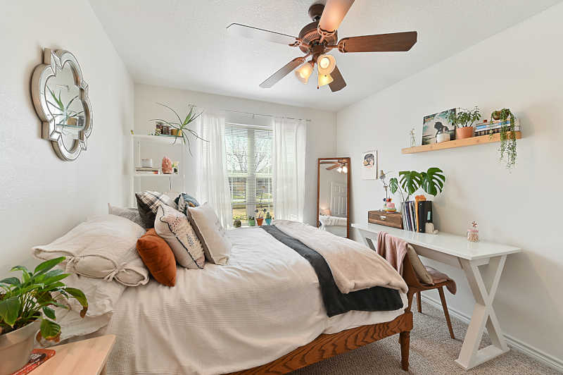 1 Story - Bedroom